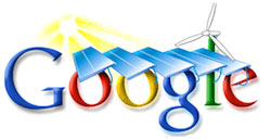 Google alternative energy logo