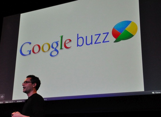 Google Buzz Launch