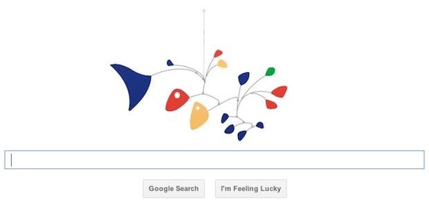 Google mobile doodle