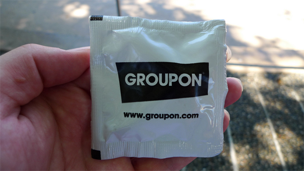 Groupon pack