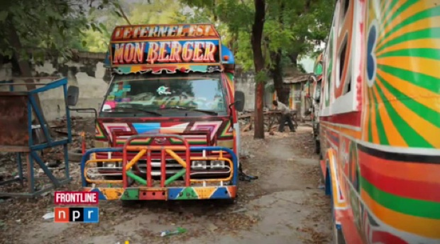 haiti bus