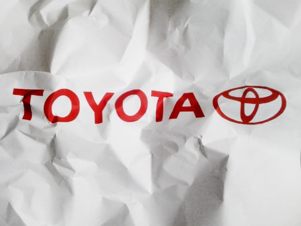 Toyota log