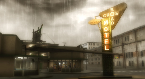 heavy rain motel Heavy Rain Review