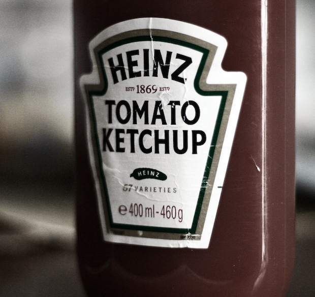 Heinz ketchup