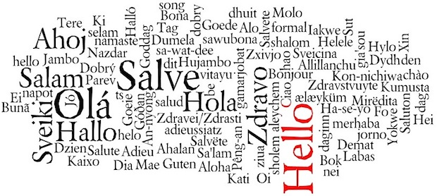 hello-wordcloud