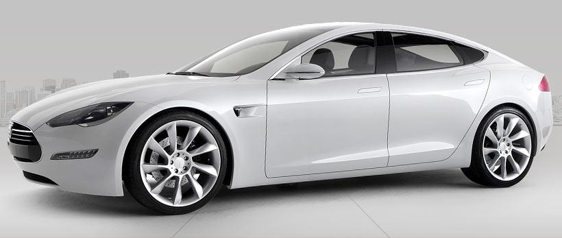 Tesla Model S EV