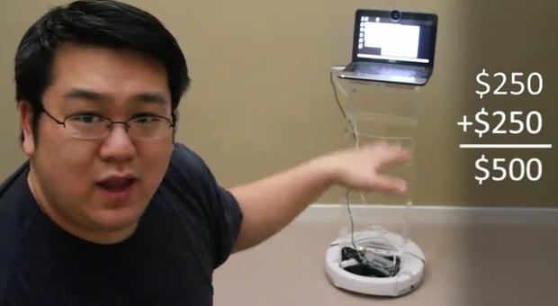 telepresence bot