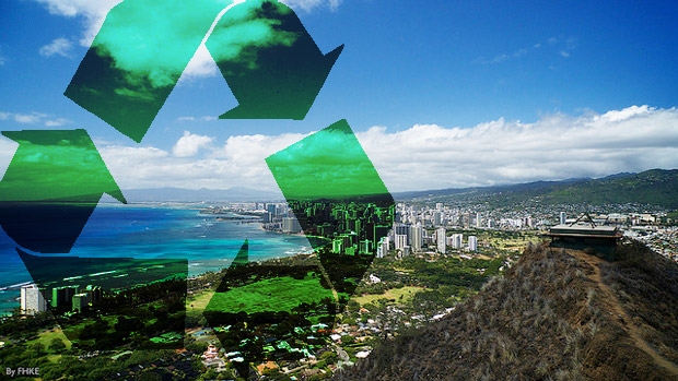 Honolulu recycle