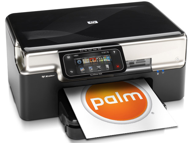 HP Palm printer