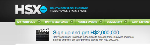 Hollywood Stock Exchange