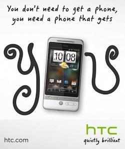 HTC ad