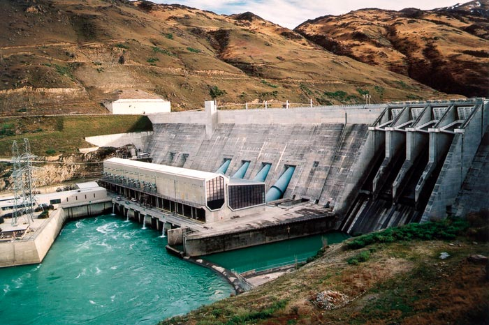 Hydropower is one of the least