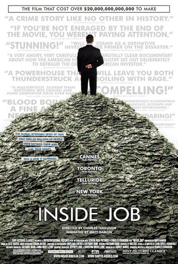 inside job top INSIDE JOB   DOCUMENTÁRIO   DVDRIP   RMVB LEGENDADO
