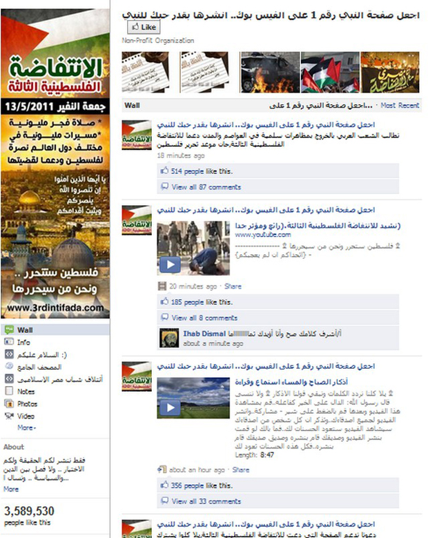 Social Media's Sticky Role In Anti-Israel Uprisings   Fast Company ...