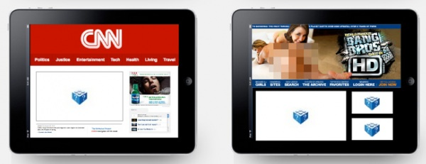 iPad Porn