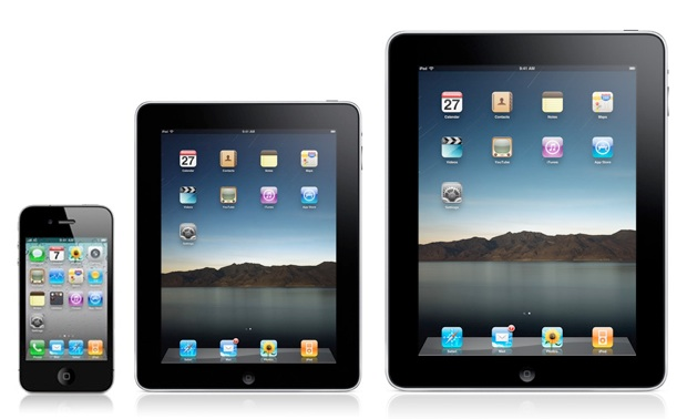 ipad mini 7.85 Inch iPad Mini Planned For This Year