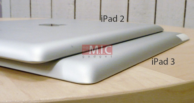 iPad 3 (Source: MIC Gadgets)