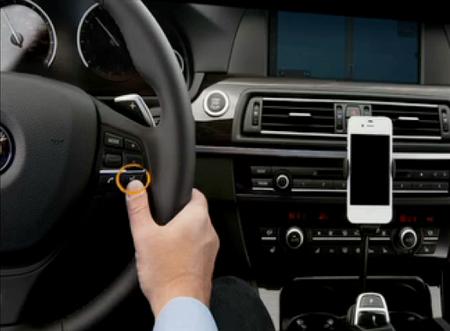 Apple S Siri Buttons On Mercedes Bmw Jaguar Steering