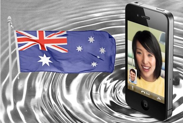 iPhone 4 antenna Australia