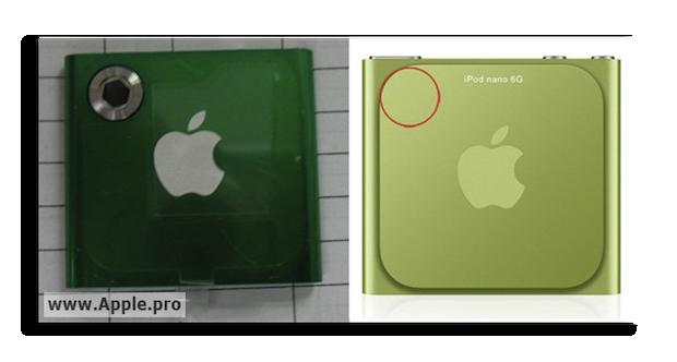 iPod Nano cam