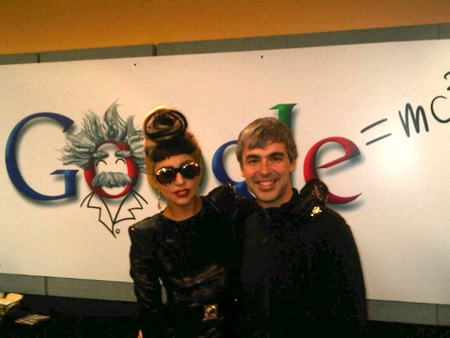 Gaga Google