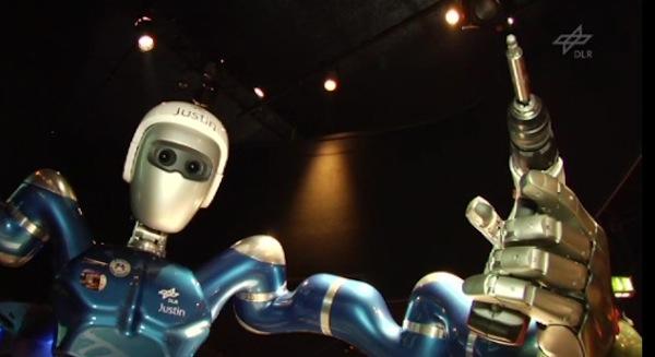 justin robot dlr