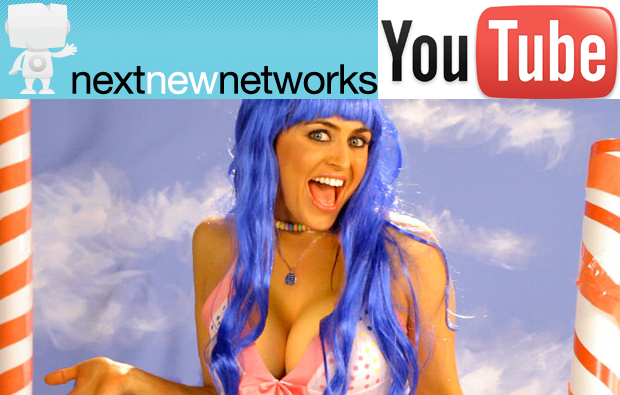 Next New Networks, YouTube