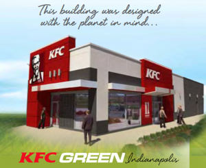 KFC building