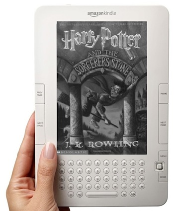 Kindle Harry Potter