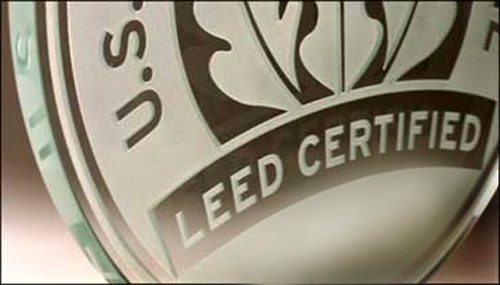 Ethical issues green construction for Advantages of leed certification