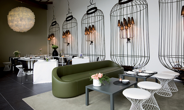The Worlds Most Innovative Restaurant Interiors Co