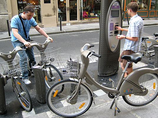 London bike sharing