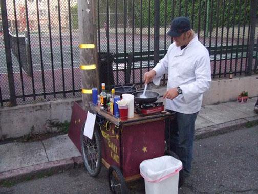 San Francisco's Magic Curry Kart