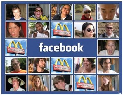 facebook mcdonalds