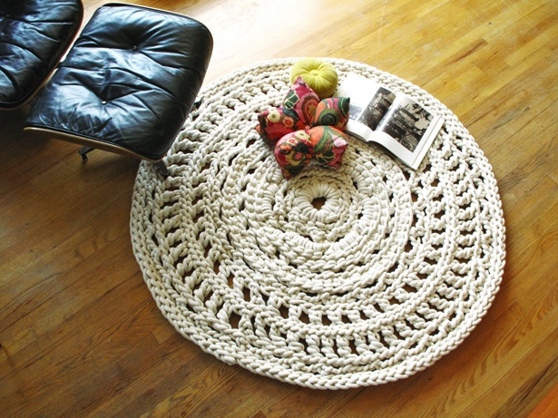 Doily-Rug