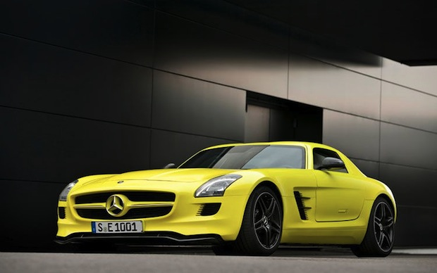Mercedes SLS AMG