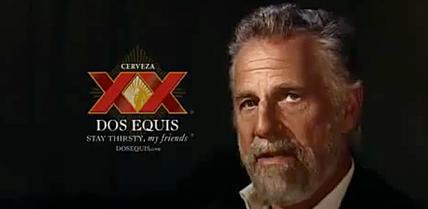 Why the most interesting man in the world moves more units than old