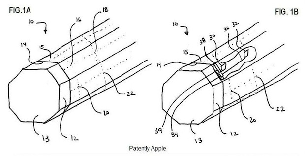 multitouch patent