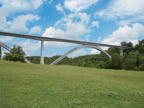 Natchez Trace Parkway Arches