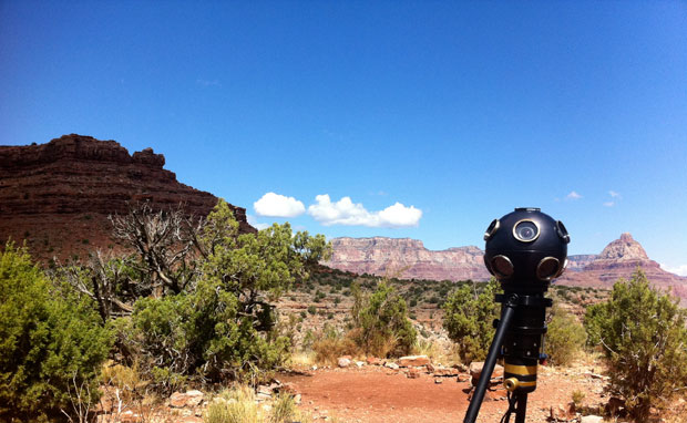 naturevalley grandcanyoncamw A Street View Style Tour Of National Parks Hiking Trails, Courtesy Of Nature Valley