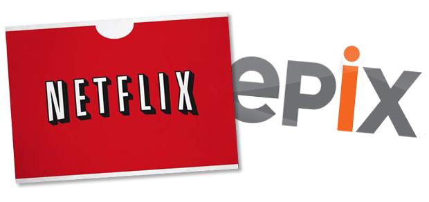 Netflix Epix