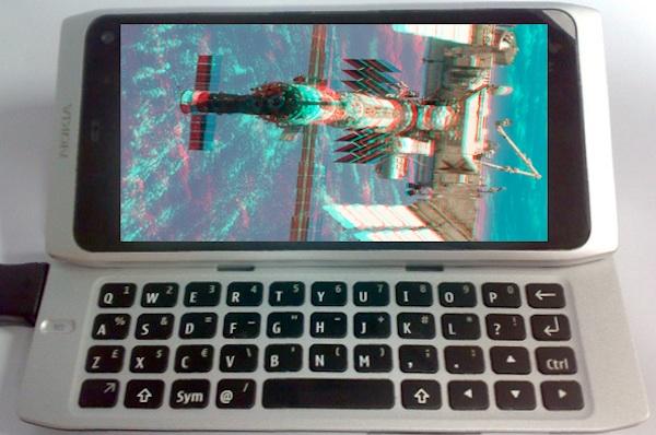 Nokia Intel 3-D
