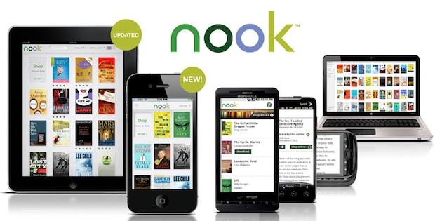 nook apps nook barnes noble app store blackberry app world amazon apps ...