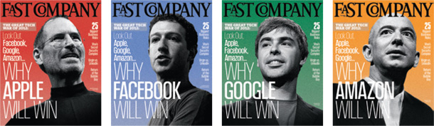 Fast Company November 2011 issue