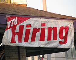 Now Hiring