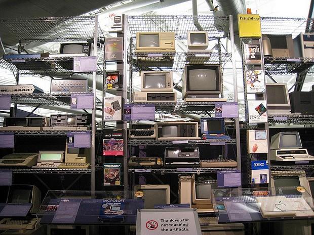 wall o' computers