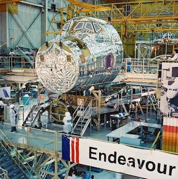 endeavour space shuttle names - photo #31