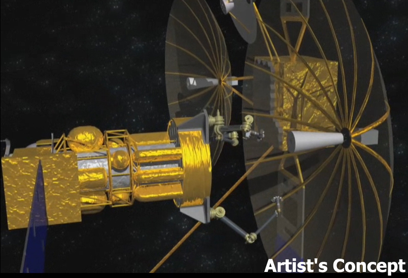 DARPA's Plan To Harvest Space Junk For New Satellites