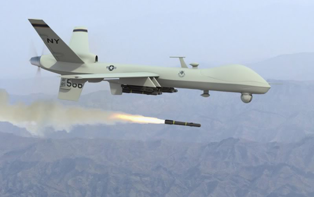 the Taliban haven't beenable to bring down the CIA's Predator drones