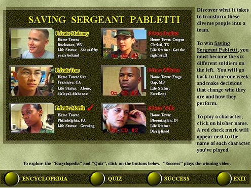 Saving Sargeant Pabletti